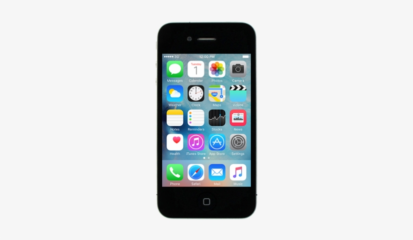 Boost Mobile - Iphone 4s 16gb Ios 9, transparent png #2761052