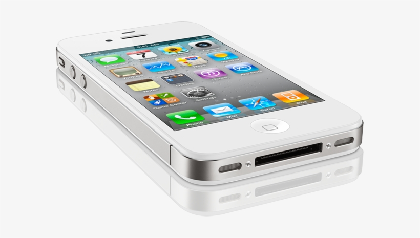Iphone 4 Iphone 4 Transparent Png - Iphone 4s 64gb White, transparent png #2761089