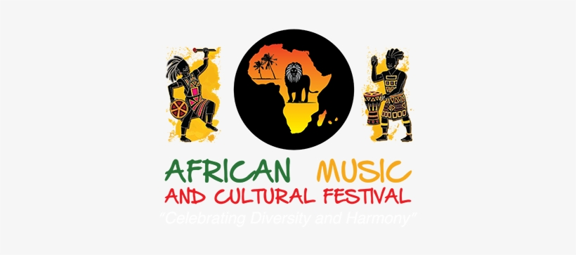 Clipart Transparent Home Music And Cultural - African Music And Cultural Festival, transparent png #2761227