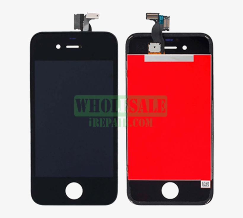 Iphone 4s - Iphone 4s Lcd, transparent png #2761382