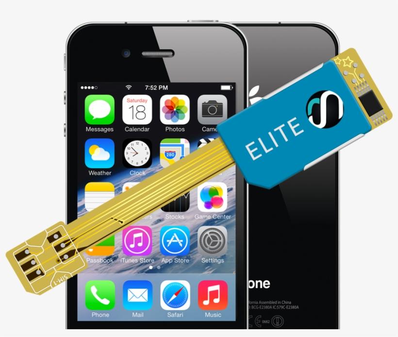 Magicsim Elite - Iphone 4/4s - Iphone 4s, transparent png #2761611