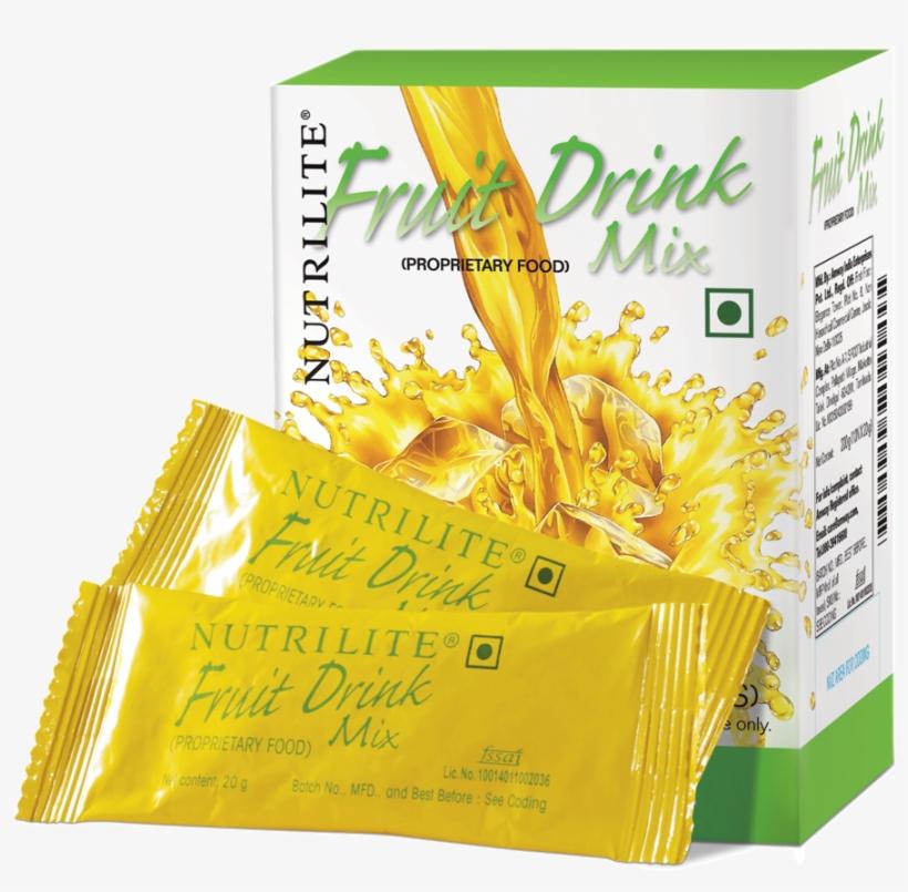 Nutrilite Fruit Drink Mix - Amway Nutrilite Fruit Drink Mix, transparent png #2764347