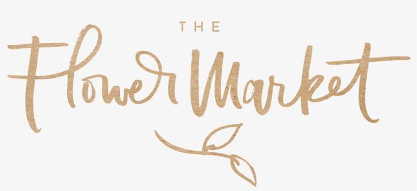 Flower Market Logo, transparent png #2766364