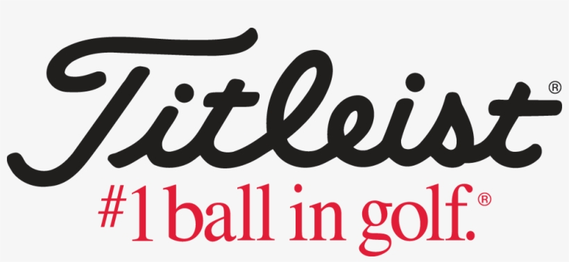 Our Local Sponsors Titleist Golf Balls Logo Free Transparent Png Download Pngkey