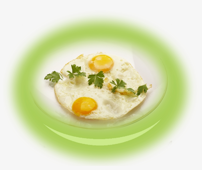Eggs With Bacon - Fried Egg, transparent png #2768714