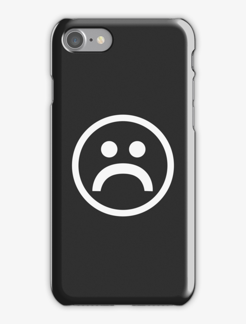 Sad Boy Logo Tee Iphone 7 Snap Case Xxxtentacion Iphone 6 Case Free Transparent Png Download Pngkey