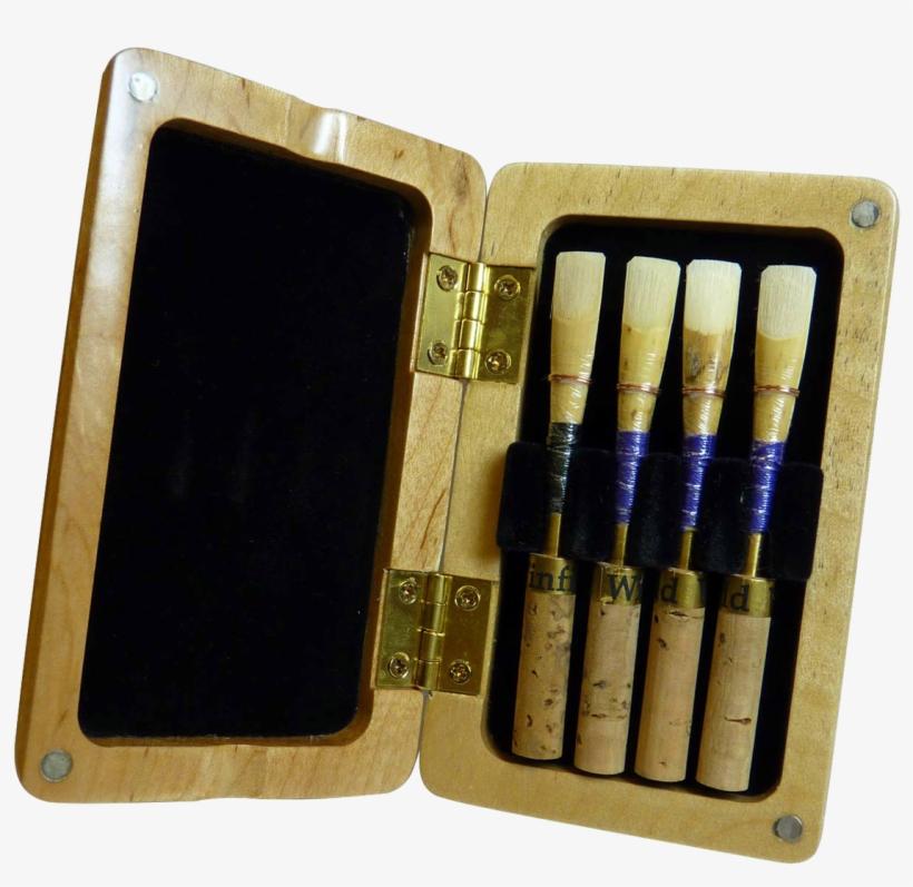 John Packer Jp Oboe Reed Case (holds 4 Reeds), transparent png #2771390