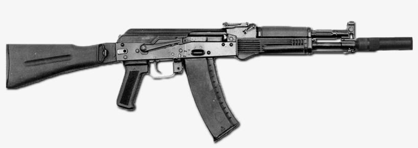 Rifle Png - E&l Ak 74 M, transparent png #2771816
