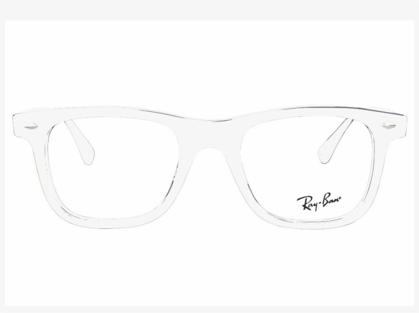 506ad24010c Tumblr Mp6ao4nbkh1s6294bo1 Nerd Glasses Transparent - Black Ray Ban Reading  Glasses