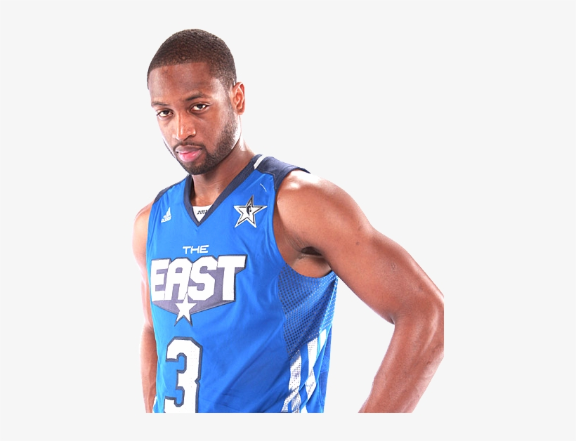 Nba All-star 2011 - Dwyane Wade All Star 2011, transparent png #2772984