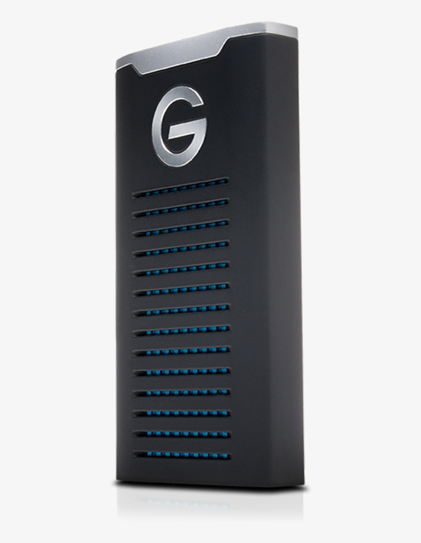 G-drive Mobile Ssd - G Technology 1tb G Drive Mobile Ssd R Series Storage, transparent png #2773196