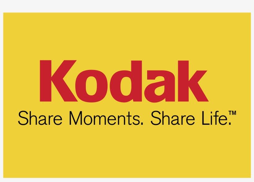 Kodak Logo Png Transparent - You Press The Button We Do The Rest Kodak, transparent png #2774723