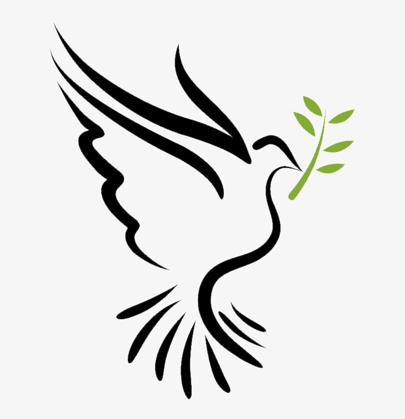 For We Are The Temple Of The Living God - Holy Spirit Dove Logo, transparent png #2775241