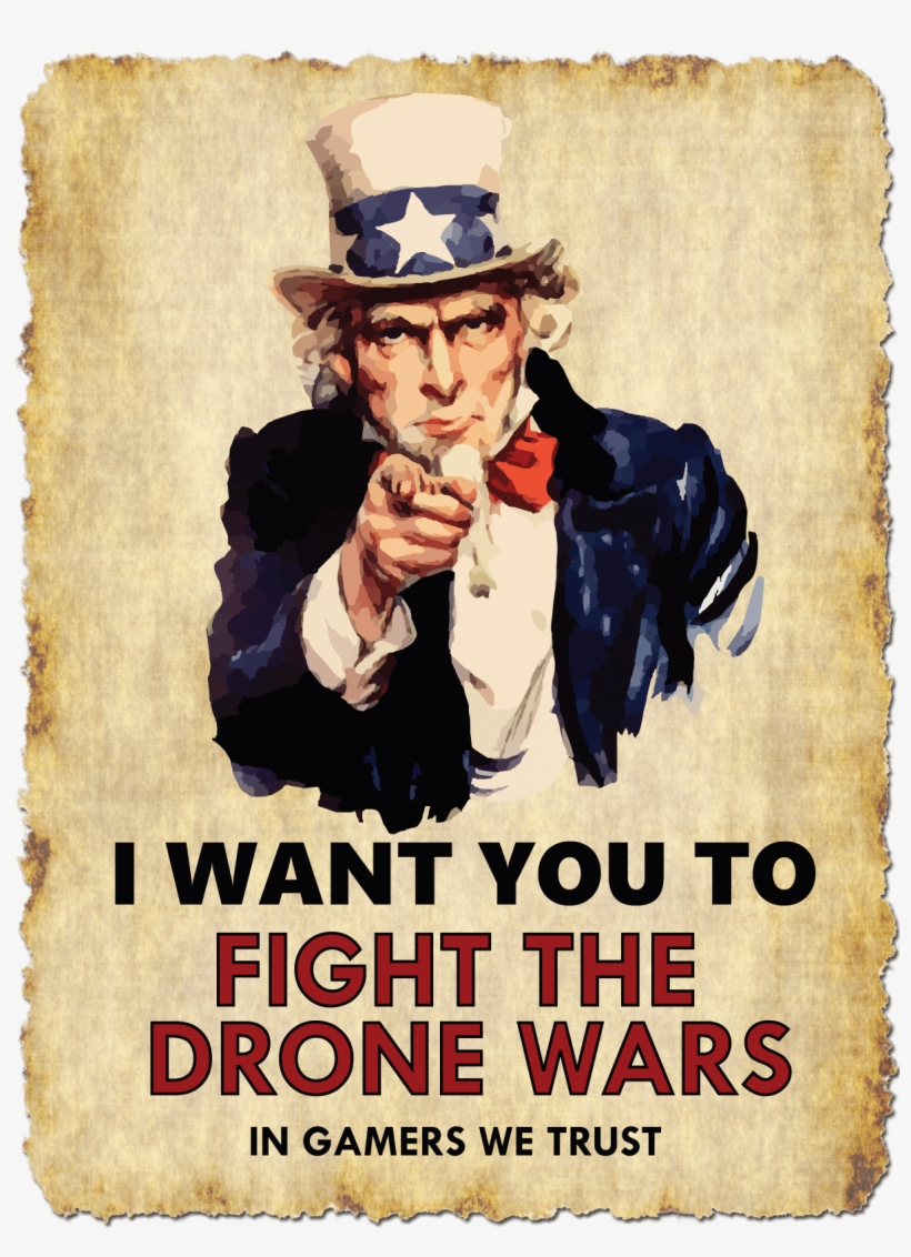 Uncle Sam Poster - We Need You Fire Department, transparent png #2776393