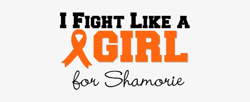 Fight Like A Girl For Shamorie - Run-like-a-girl-fresh-red Shower Curtain, transparent png #2776872