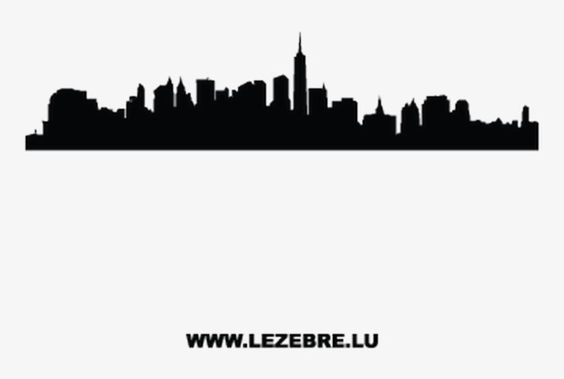 Wall Sticker New York City, transparent png #2777727