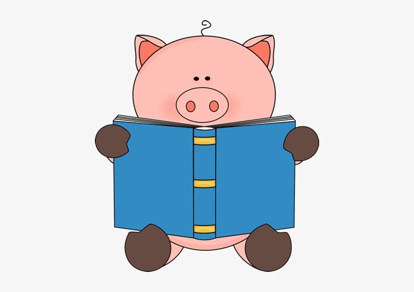 Armand S Blog Kids Reading - Reading Animals Clip Art, transparent png #2779548