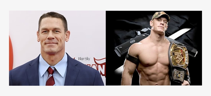 John Cena Photos - John Cena 2014 Wwe World Heavyweight Champion, transparent png #2784637