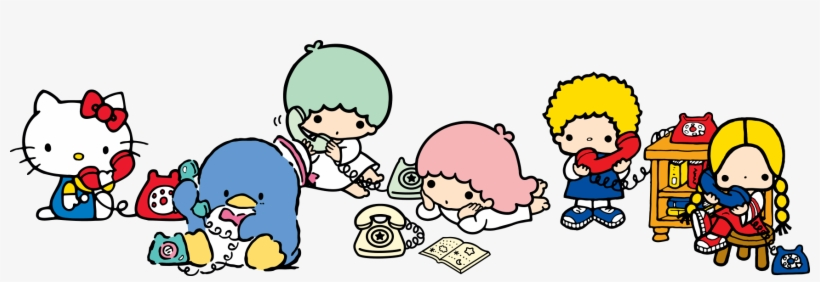 Store Locator - Sanrio Happy New Year, transparent png #2791629
