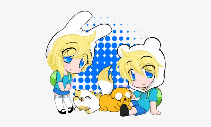Abenteuerzeit Mit Finn & Jake Images Finn And Jake - Finn And Jake Fionna And Cake, transparent png #2793250