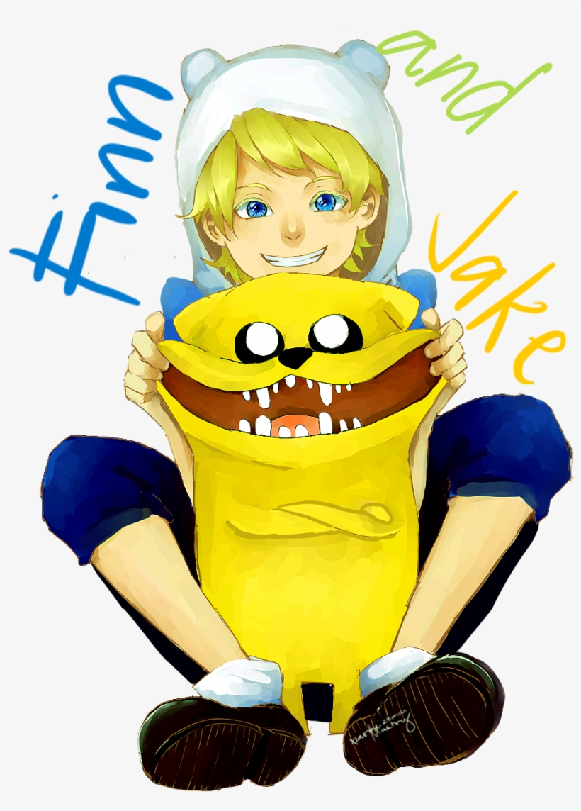 Anime Adventure Time Pictures adventure time with finn and jake images finn and jake