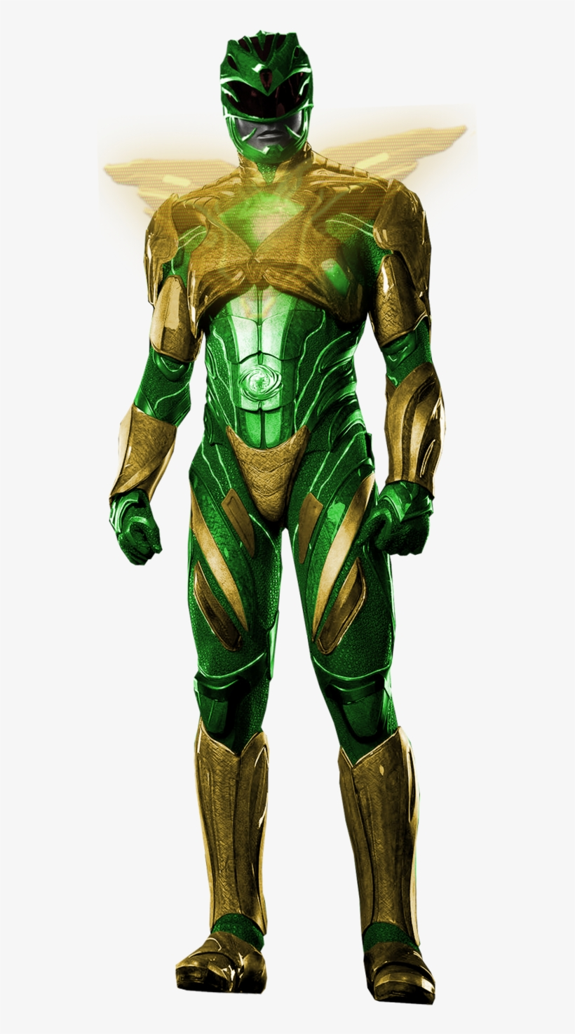 Green Power Ranger 2017 - Power Rangers Green Ranger 2019, transparent png #2794058