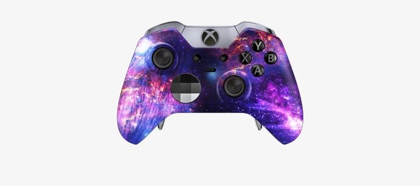 Xbox One Elite Controller - Xbox One Dark Matter, transparent png #2795774