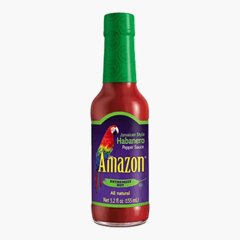 Amazon Habanero Jamaican Sauce, transparent png #2795936