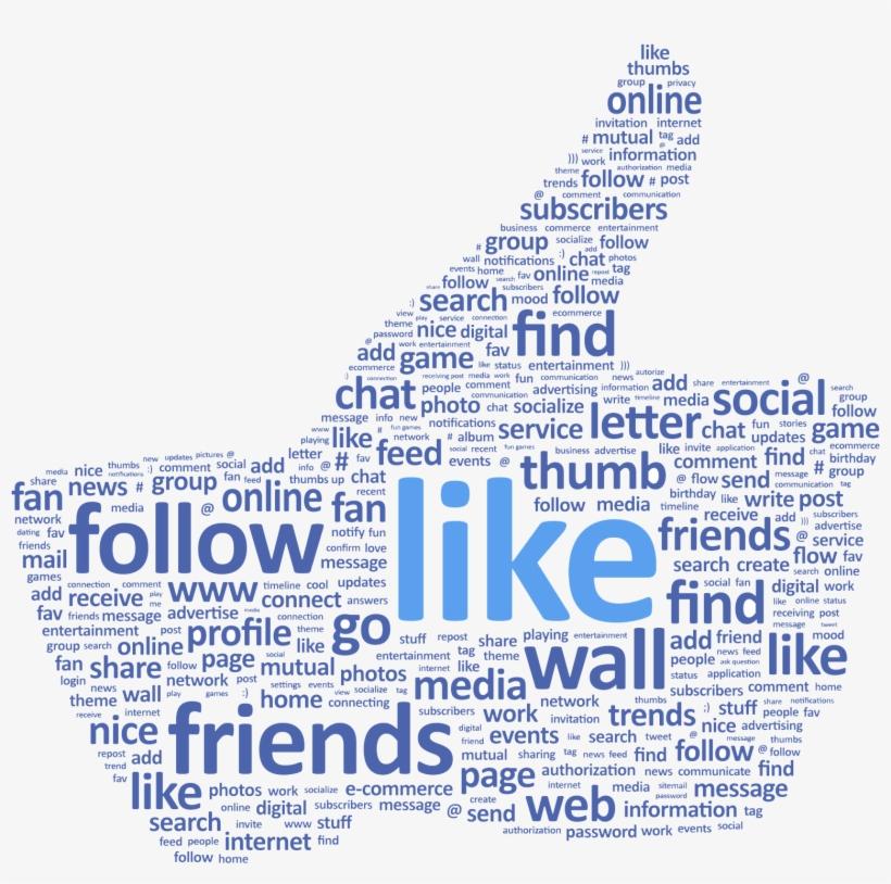 Facebook Likes Buy Facebook Likes - Facebook Social Marketing, transparent png #2797729