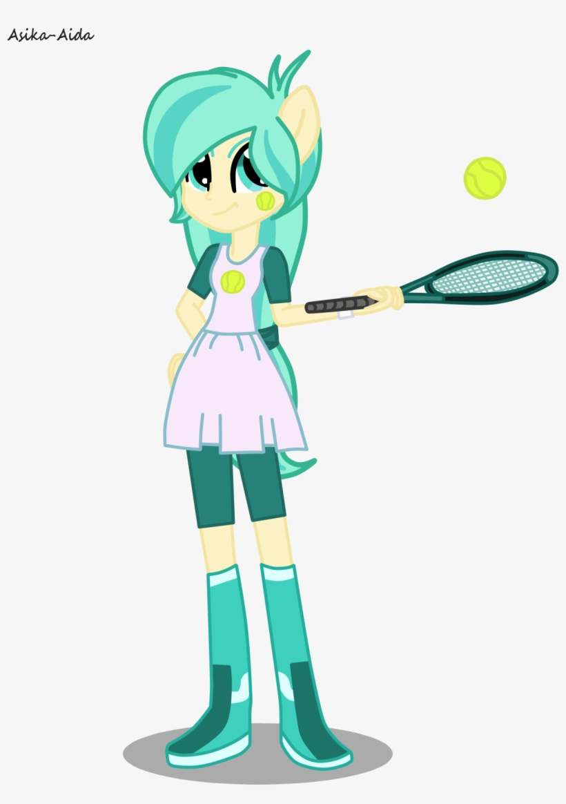804119 Safe Solo Equestria Girls Background Human Smirk - Equestria Girls Tennis Match, transparent png #280903