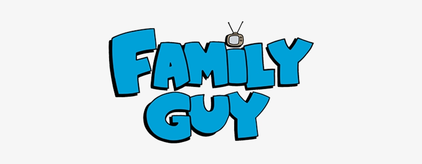 Family Guy - Family Guy Logo Transparent, transparent png #281323
