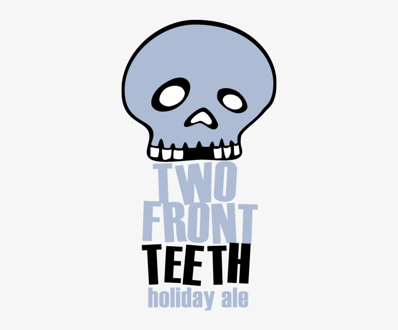 Spring House Two Front Teeth - Spring House Two Front Teeth Ale, transparent png #281680