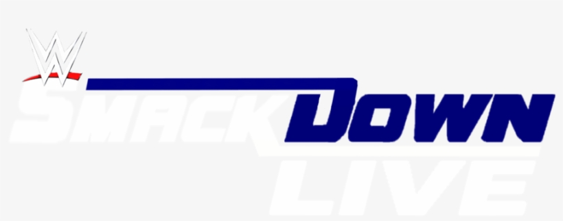 New Wwe By Lunaticdesigner - Smackdown Live 2016 Logo, transparent png #283868