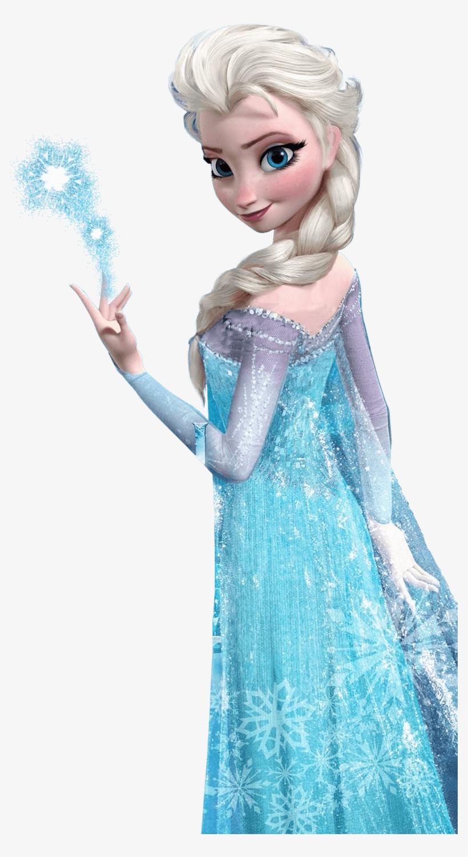 Frozen Princess Png - Elsa Frozen Png, transparent png #283958
