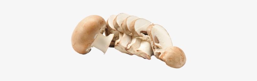 Sliced Mushroom - Chopped Mushroom Slices Png, transparent png #284182
