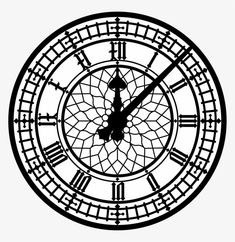 Drawn Clock Clock Face