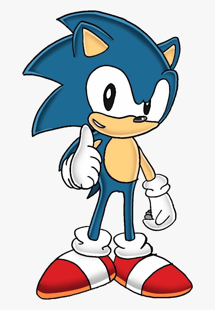 Sonic The Hedgehog Clipart Classic Classic Sonic The Hedgehog Characters Free Transparent Png Download Pngkey