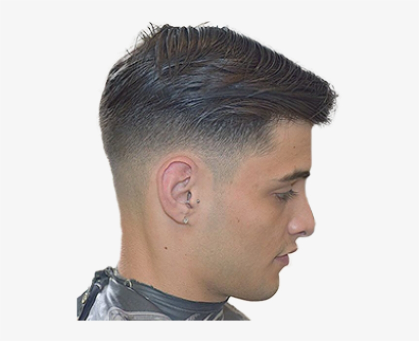 Groovy Fade Cut Mens Hair Style Png Free Transparent Png Download Natural Hairstyles Runnerswayorg