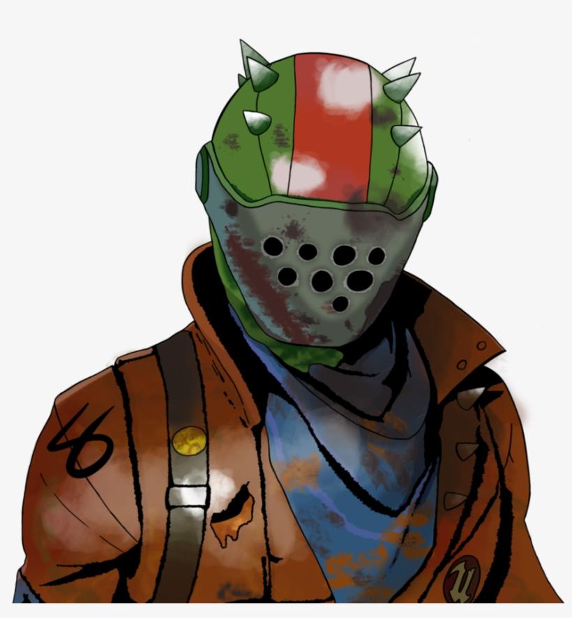 rust lord skin skull trooper drawing fortnite transparent png 286523 - fortnite ghoul trooper drawing