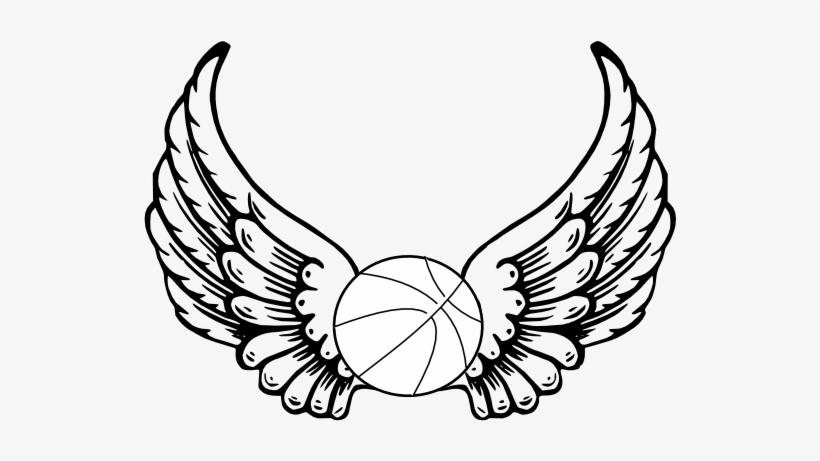 Clip Download Black Angel Wings Drawing At Getdrawings - Angel Wings Jpg, transparent png #286877