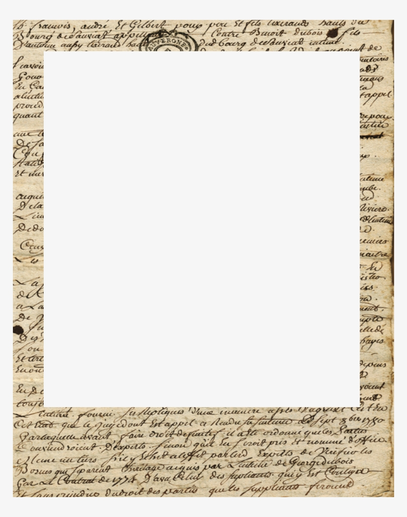 Clipart Resolution 768 960 Vintage Polaroid Frame Png Transpa 288859
