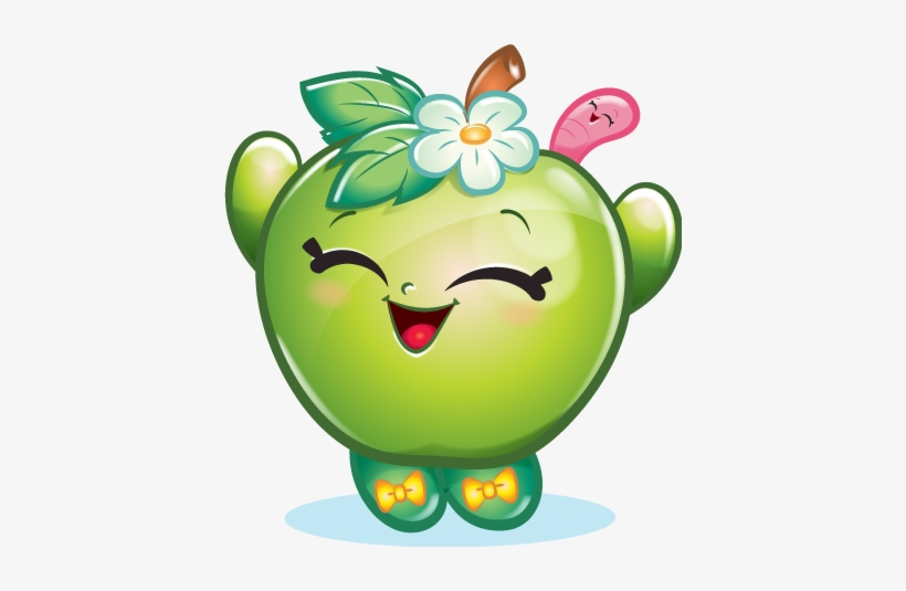 Shopkins apple blossom. Related wallpapers png free