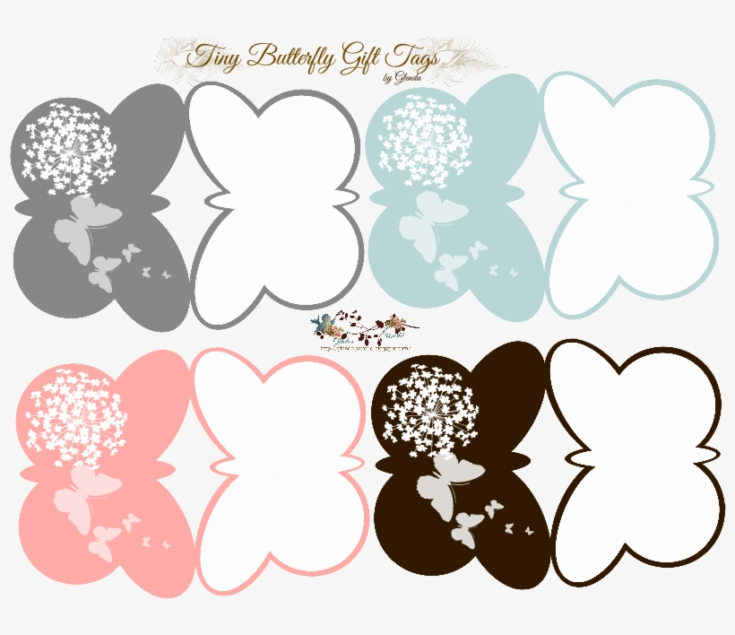 Butterfly Gift Tags Free Download Free Printable Gift 3drose Happy Birthday Aunt White Flowers Best Seller Free Transparent Png Download Pngkey