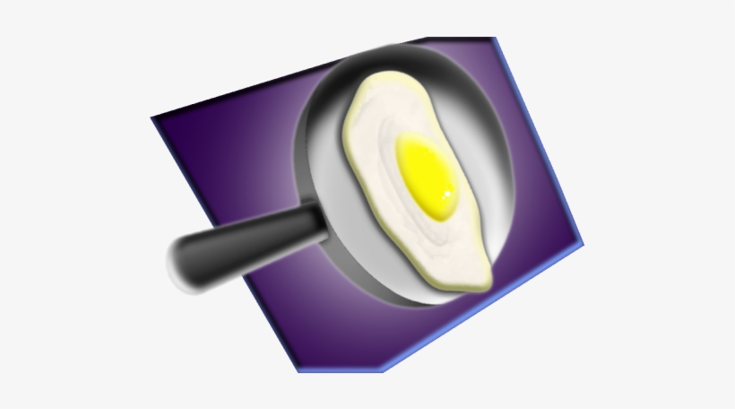 Fryingpan - Fried Egg, transparent png #2802365
