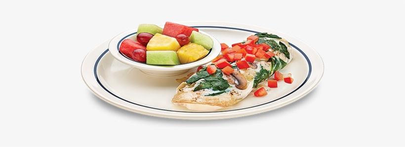 Ihop Egg White Vegetable Omelette Nutrition, transparent png #2803926