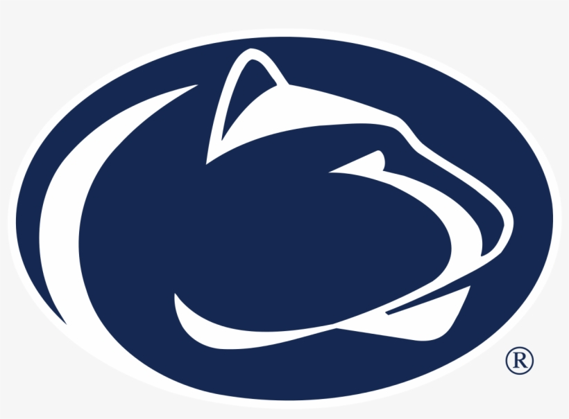 Here At Penn State We Identify With The Sleek Image - Penn State Logo Jpg, transparent png #2804195