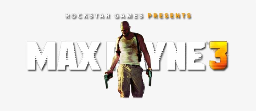 Max Payne - Max Payne 3, transparent png #2805170