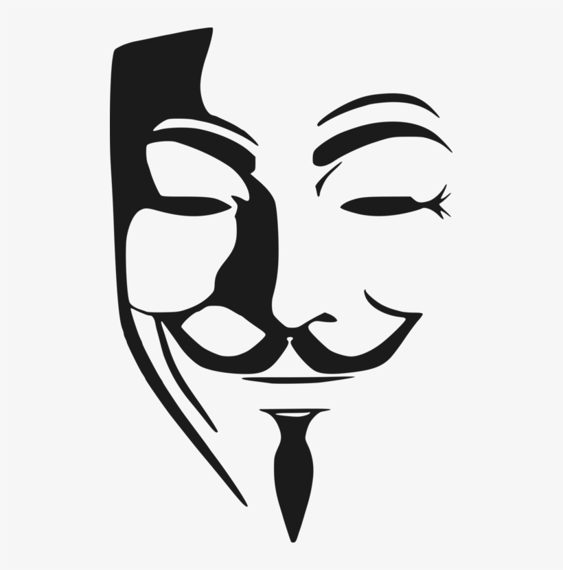 Evey Hammond Guy Fawkes Mask V For Vendetta Adesivos De Moto Personalizados Free Transparent Png Download Pngkey