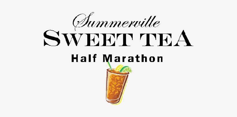 Sweet Tea Half Logo - Swarovski Heart