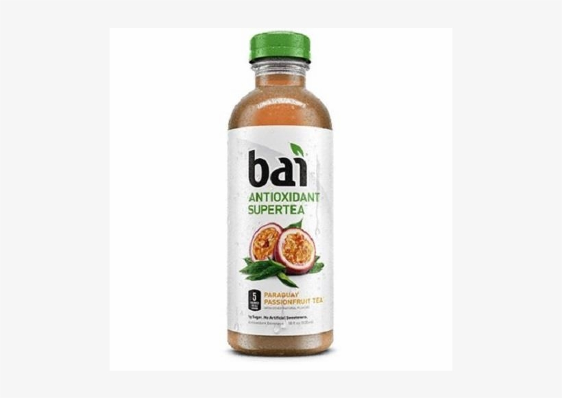 Pallet Gourmet Grocery Customer Returns Thinkthin Png - Bai Supertea Variety Pack - 12 Pack, 18 Fl Oz Bottles, transparent png #2811723